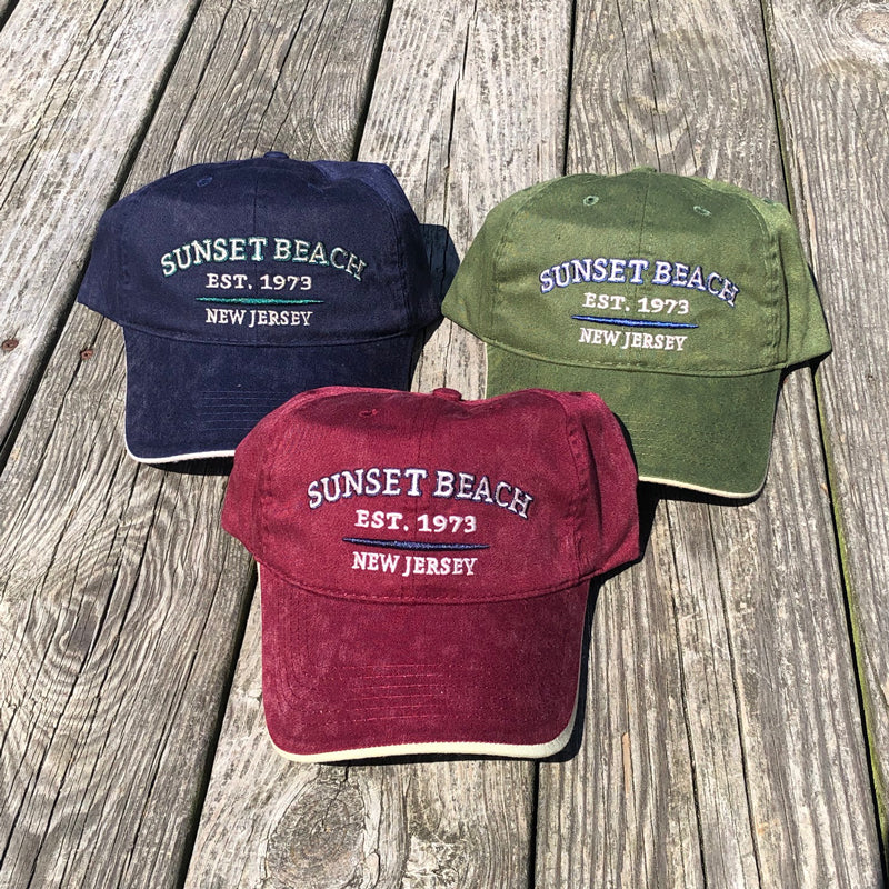 Sunset Beach 1973 Hat