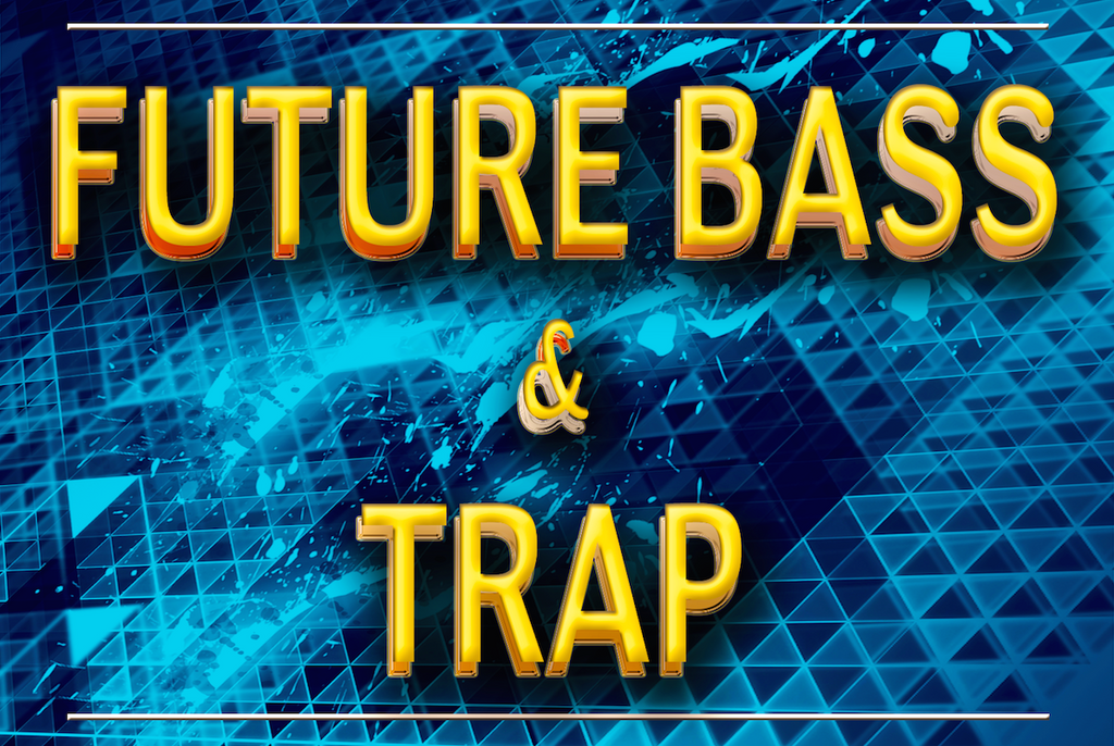 2 new Samplepacks: Latin House in one side - Future Bass & Trap in the other