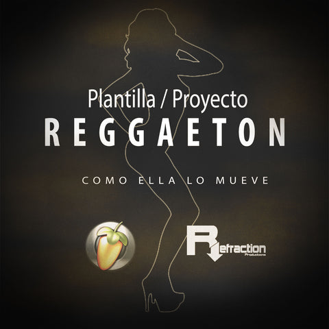 Reggaeton - Project Template - FL Studio