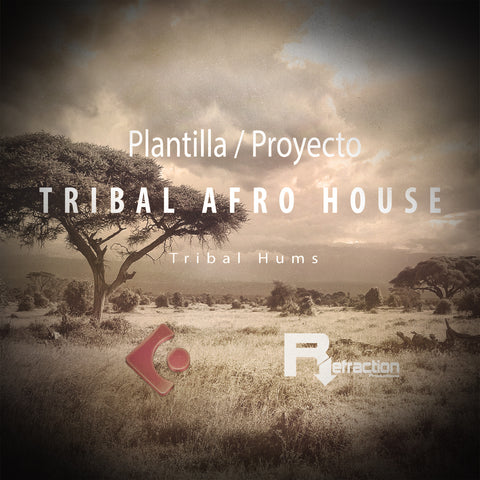 Tribal Afro House - Project Template - Cubase