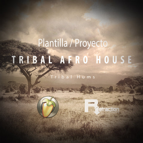 Tribal Afro House - Project Template - FL Studio