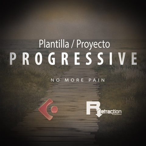 Progressive House - Project Template - Cubase