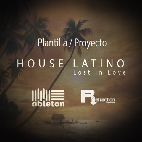 Latin House - Project Template - Ableton