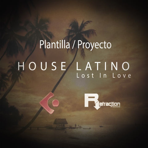 Latin House - Project Template - Cubase