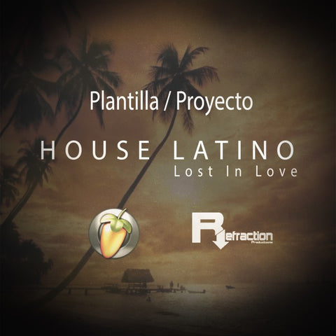 Latin House - Project Template - FL Studio