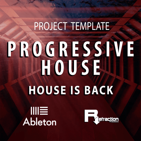 Progressive House - Project Template - Ableton