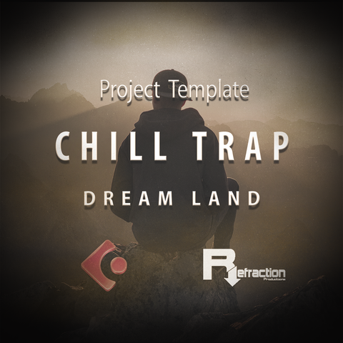 Chill Trap - Project Template - Cubase