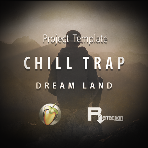 Chill Trap - Project Template - FL Studio