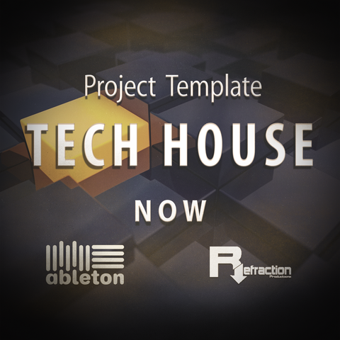 Tech House - Project Template - Ableton