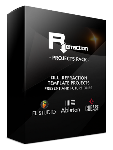 All Project Templates Pack: present and future ones