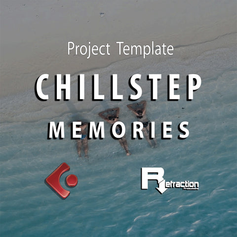 Chillstep - Project Template - Cubase