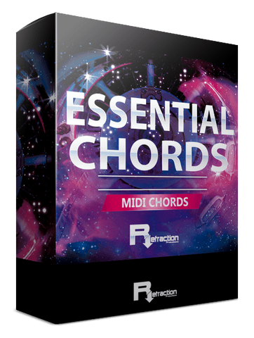 Refraction Essential Chords - MIDI progressions