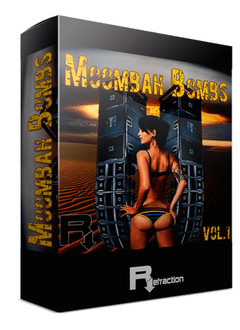 Moombah Bombs Vol.1