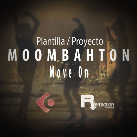 Moombahton - Project Template - Cubase