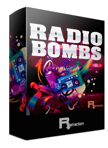 Radio Bombs Vol.3