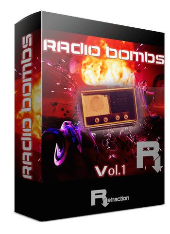 Radio Bombs Vol.1