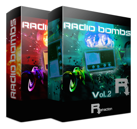 Radio Bombs Vol.1 & Vol.2