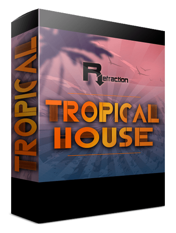Refraction Tropical House