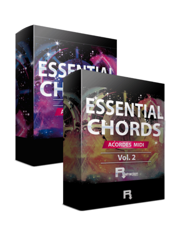 Refraction Essential Chords Vol.1 & Vol.2 Bundle