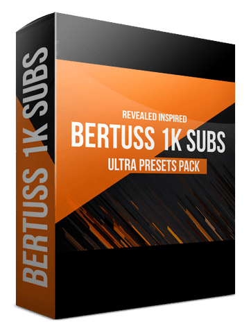 Bertuss 1K Subs - ULTRA PRESETS PACK - Presets for Sylenth