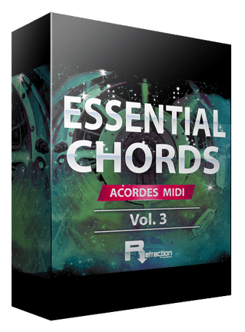 Refraction Essential Chords Vol.3 - MIDI Progressions