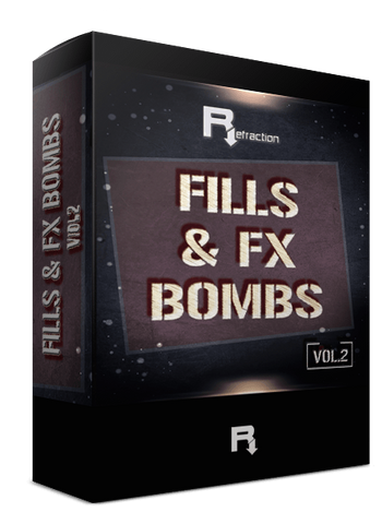 Fills & Fx Bombs Vol.2