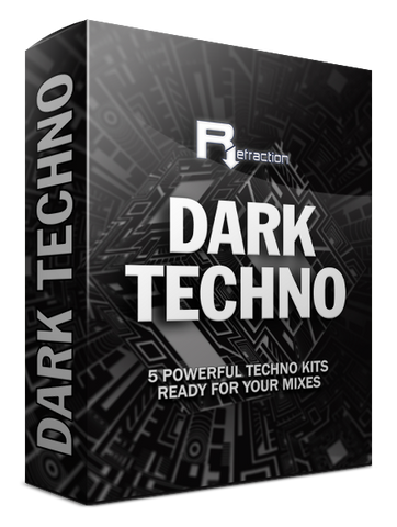 Refraction DARK TECHNO