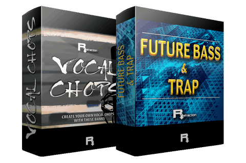 Future Bundle: Future Bass & Trap + Vocal Chops