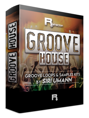 Refraction Groove House