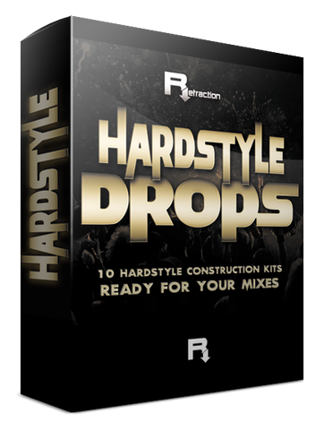 Refraction Hardstyle Drops
