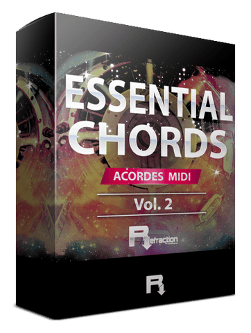 Refraction Essential Chords Vol.2 - MIDI Progressions