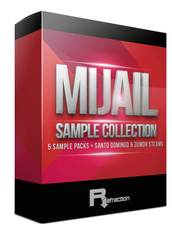 Mijail Tech-House Sample Collection - 5 packs in 1