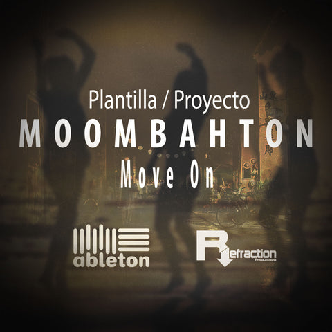 Moombahton - Project Template - Ableton