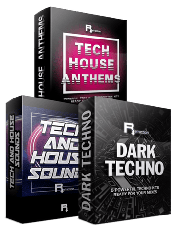 Techno & Tech House Superpack