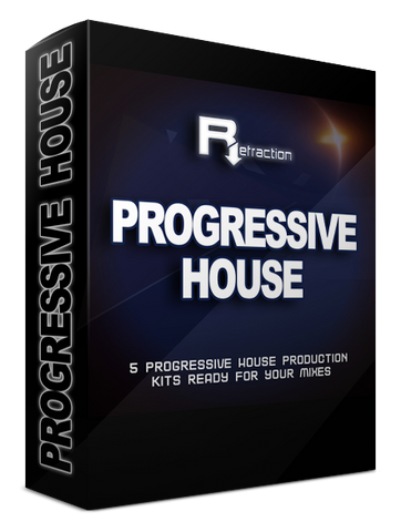 Refraction PROGRESSIVE HOUSE