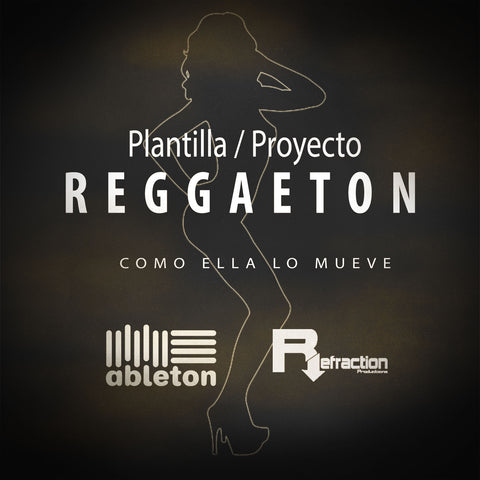 Reggaeton - Project Template - Ableton