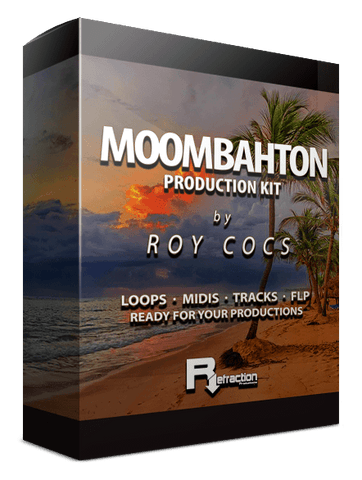 Moombahton Production KIT - By Roy Cocs
