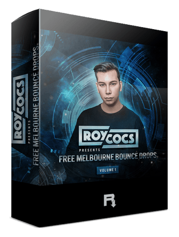 Free Melbourne Bounce Drops by Roy Cocs