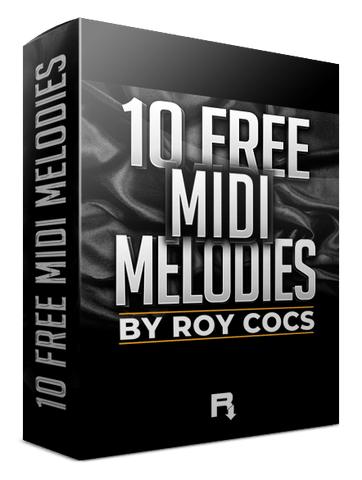 10 Free Melodies by Roy Cocs