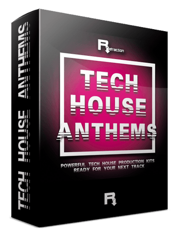 Refraction TECH HOUSE ANTHEMS