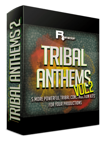Refraction Tribal Anthems Vol.2