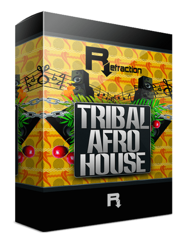 Refraction Tribal Afro House