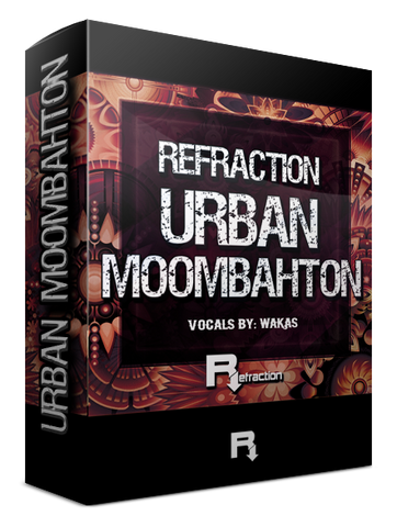 Refraction URBAN MOOMBAHTON