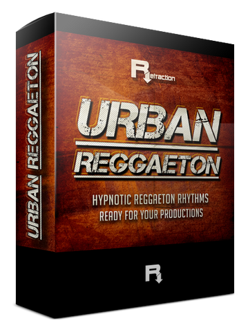 Refraction URBAN REGGAETON