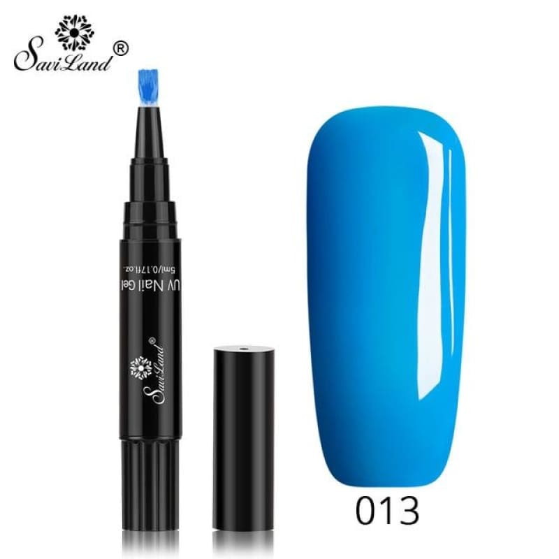 3 In 1 Gel Nail Polish Pen*Buy One Get One 50% OFF* - The JfJ