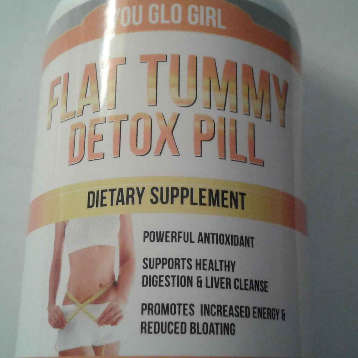 Flat Tummy Detox Pill  ( Four Week ) - The JfJ