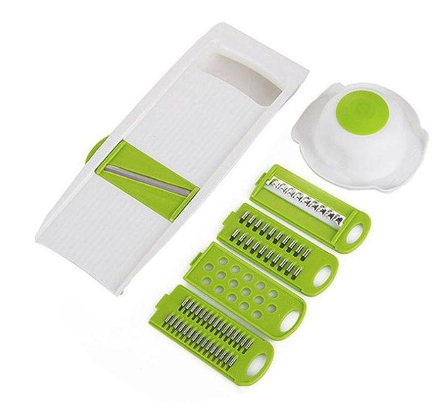 5 in 1 Fruit/Vegetable Slicer - The JfJ