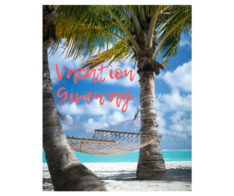 Vacation Giveway All orders over $50 - The JfJ