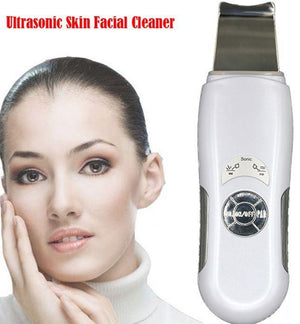 Ultrasonic Skin Scrubber Facial Machine - The JfJ