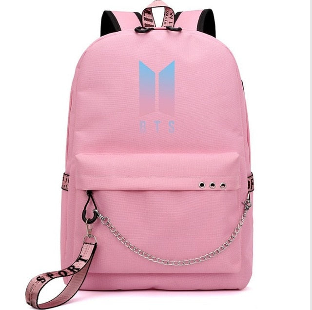 Kpop BTS Bangtan Backpack - The JfJ
